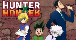 Read more about the article Hunter x Hunter ตอนที่ 1-148 พากย์ไทย (จบแล้ว)