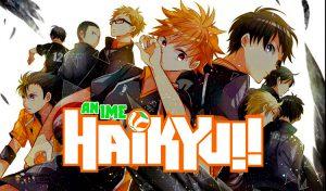 Haikyuu To the Top ไฮคิว คู่ตบฟ้าประทาน ภาค 4