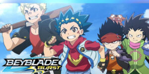 Read more about the article Beyblade Burst ตอนที่ 27 พากย์ไทย