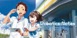 Robotics Notes ชมรมหุ่นยนตร์พิทักษ์โลก ตอนที่ 16 พากย์ไทย