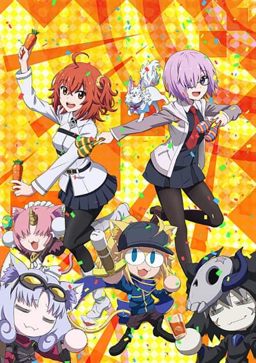 Fate Grand Carnival OVA ซับไทย